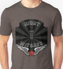 Night Witches (red star edition) T-Shirt