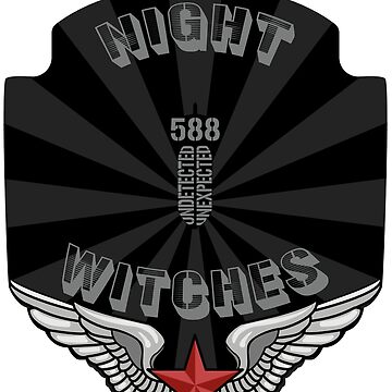 Night Witches (red star edition) by Lindis