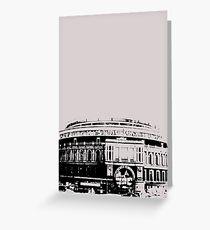 Royal Albert Hall - London, Hyde Park Greeting Card