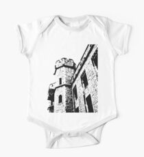 Tower of London Pen and Ink One Piece - Short Sleeve