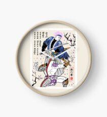 Reloj Dragon Ball Z - Future Trunks vs Frieza - Samurai Art