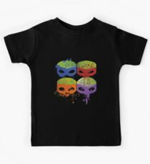 Teenage Mutant Ninja Turtles  Kids Tee