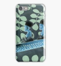 African Boat People 2 iPhone Case/Skin