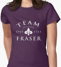 Team Fraser Women's Fitted T-Shirt