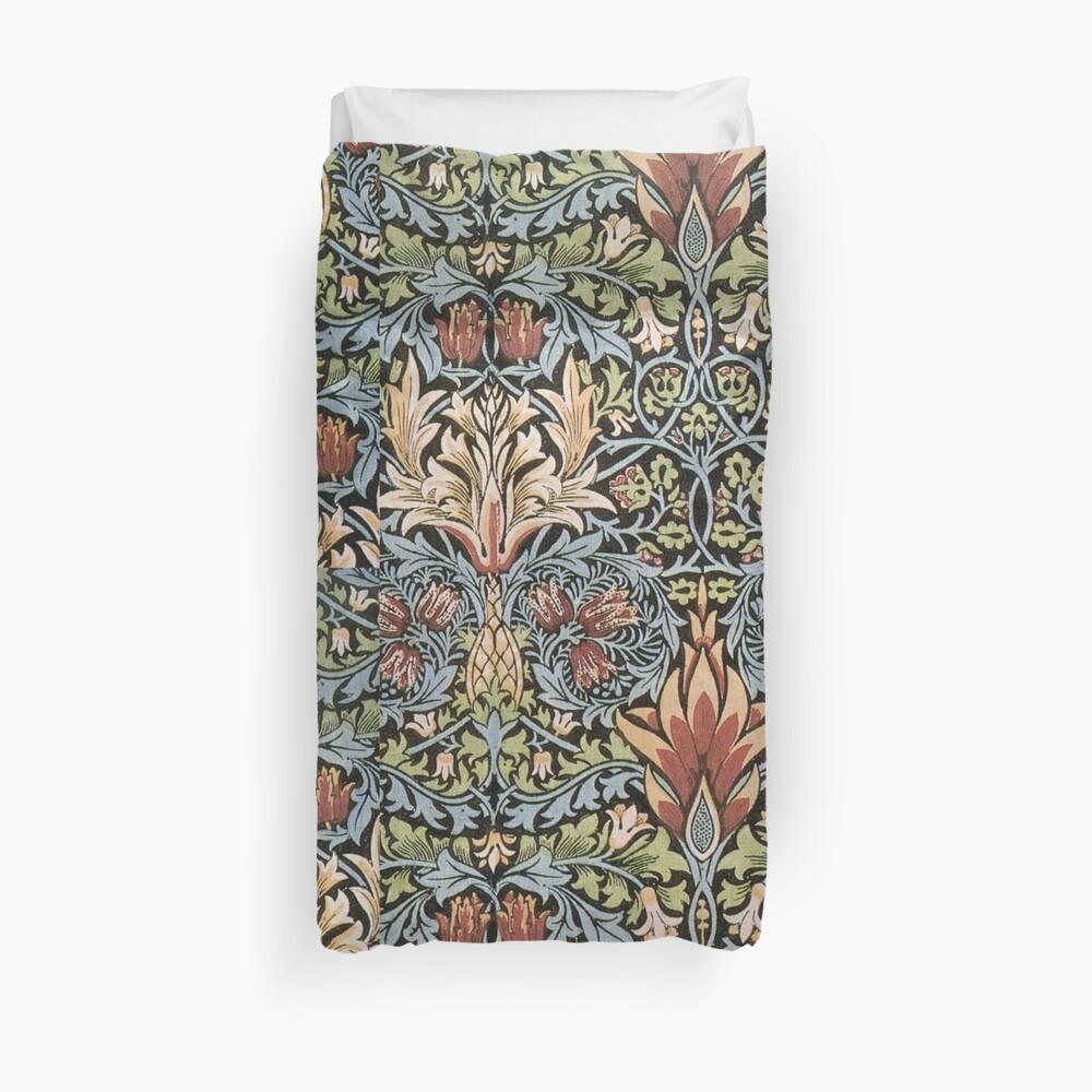 william morris   floral arts and crafts Funda nórdica