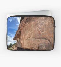 McConkie Ranch Petroglyphs - Dry Fork Canyon - Vernal - Utah Laptop Sleeve