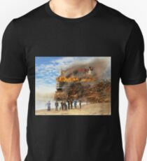 Fire - Cliffside fire 1907 T-Shirt