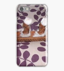 African Boat People 1 iPhone Case/Skin