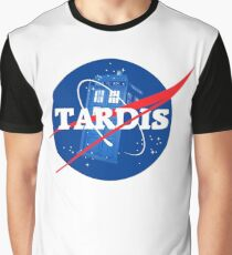 TARDIS - Doctor Who Graphic T-Shirt