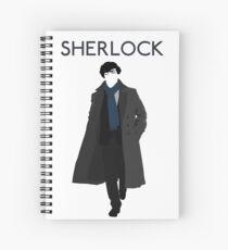 Cuaderno de espiral Sherlock