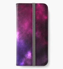 Vinilo o funda para iPhone Bisexual Pride Galaxy