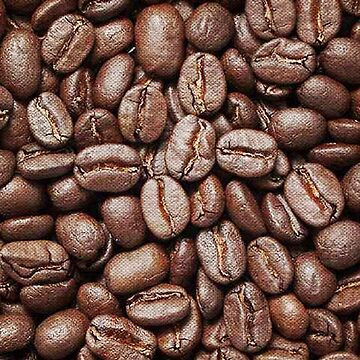 Coffee Beans by KushDesigns
