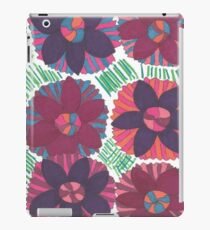Tropical Blossoms iPad Case/Skin