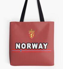 Norway National Sport Game Tote Bag