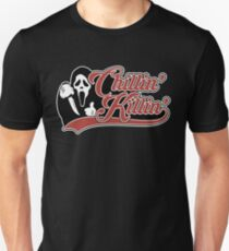 Ghostface Chillin' & Killin' Unisex T-Shirt