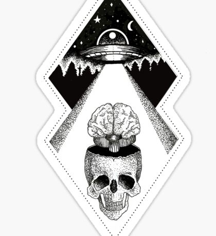 Brain Thief Sticker