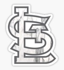 STL Marble Logo Sticker
