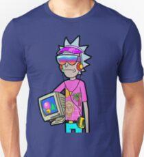 Vaporwave Rick T-Shirt