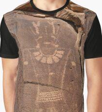 McConkie Ranch Petroglyphs - Dry Fork Canyon - Vernal - Utah Graphic T-Shirt