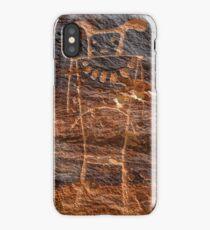 McConkie Ranch Petroglyphs - Dry Fork Canyon - Vernal - Utah iPhone Case/Skin