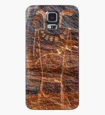 McConkie Ranch Petroglyphs - Dry Fork Canyon - Vernal - Utah Case/Skin for Samsung Galaxy
