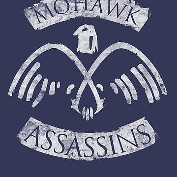 Mohawk Assassins by omgitsjg
