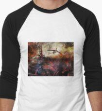 Dragon Realms VII Men's Baseball ¾ T-Shirt