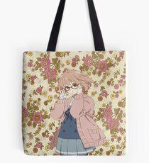 Mirai - flowers Tote Bag