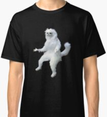 Persian Cat Room Guardian Meme Classic T-Shirt
