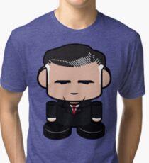 Romneo'bot Politico'bot Toy Robot 1.0 Tri-blend T-Shirt