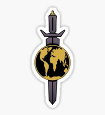 Star Trek Mirror Universe Terran Empire Logo Sticker