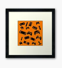 Geeks and more Geeks Framed Print