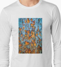 Metal rust background T-Shirt