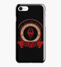 Imperial Legion - Solitude iPhone Case/Skin