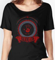 Dark Brotherhood - Falkreath Women's Relaxed Fit T-Shirt