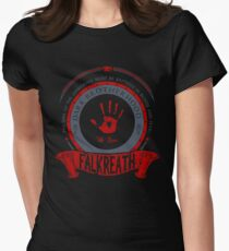 Dark Brotherhood - Falkreath Women's Fitted T-Shirt