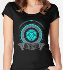 College of Winterhold - Winterhold Women's Fitted Scoop T-Shirt