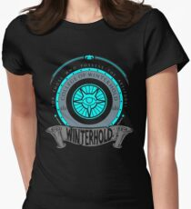 College of Winterhold - Winterhold Women's Fitted T-Shirt