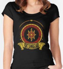 Dawnguard - Fort Dawnguard Women's Fitted Scoop T-Shirt