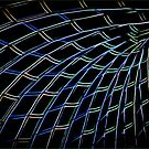 Converging Curves by Gerda Grice