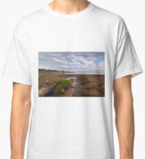 Low Tide at Rickett's Point, Beaumaris Classic T-Shirt
