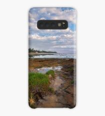 Low Tide at Rickett's Point, Beaumaris Case/Skin for Samsung Galaxy