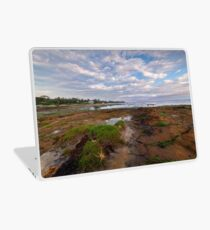 Low Tide at Rickett's Point, Beaumaris Laptop Skin