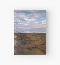 Low Tide at Rickett's Point, Beaumaris Hardcover Journal