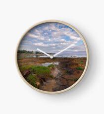 Low Tide at Rickett's Point, Beaumaris Clock