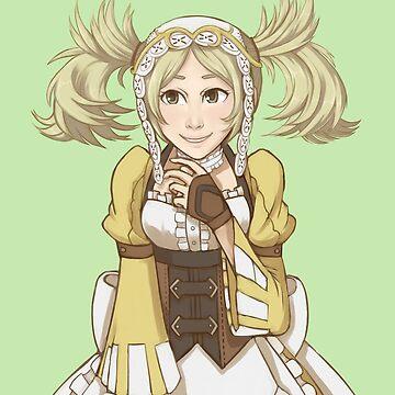Princess Lissa by vergil