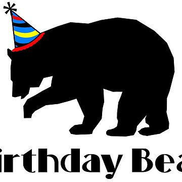 Birthday Bear by mlny87