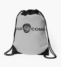 Omar Comin' Drawstring Bag