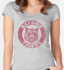 Go Bayside Women's Fitted Scoop T-Shirt