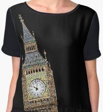 Big Ben Women's Chiffon Top